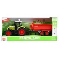 Jeżdżące dla dzieci, Traktor z akcesoriami światło/dźwięk
