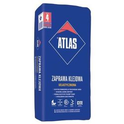 Zaprawa klejowa uelastyczniona Atlas 22,5 kg