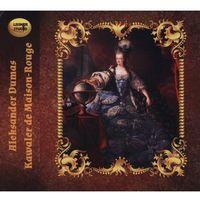 Audiobooki, Kawaler de Maison-Rouge (Audiobook na CD) - Dostawa 0 zł