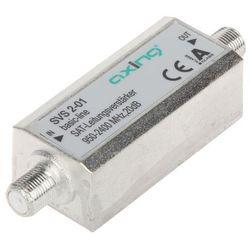 WZMACNIACZ SAT SVS-2-01 20 dB AXING