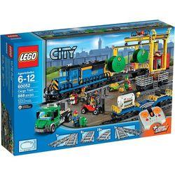 City Pociąg towarowy