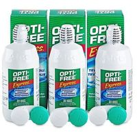 Krople do oczu, Płyn OPTI-FREE Express 3 x 355 ml