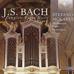 J.S. Bach: Complete Organ Music vol. 4 - Dostawa 0 zł