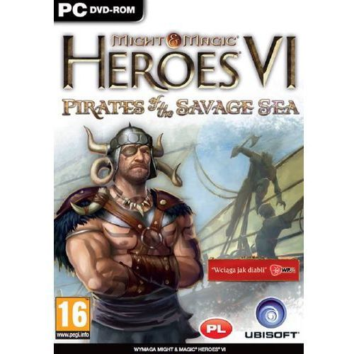 Gry na PC, Might & Magic Heroes 6 (PC)