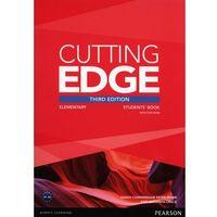 Książki do nauki języka, Cutting edge elementary Student's book with DVD-ROM (opr. miękka)