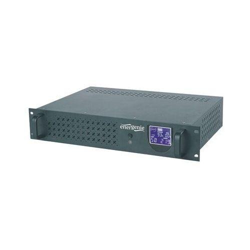 Zasilacze UPS, UPS 1500VA 4X C13 RJ11 IN/OUT USB RACK 19''