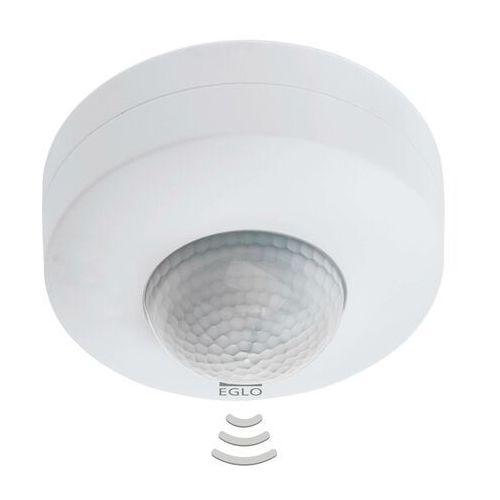 Czujki alarmowe, Eglo 97421 - Czujnik ruchu DETECT ME 6 12 m bílý IP44