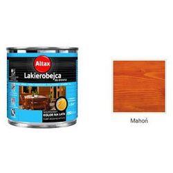 ALTAX- lakierobejca do drewna, mahoń, 250 ml