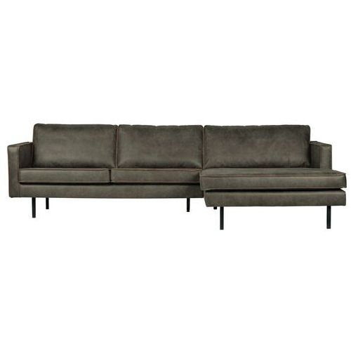 Sofy, Be Pure Sofa narożna prawostronna Rodeo army 800902-A