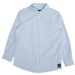 TOM TAILOR Koszula 'shirt solid' niebieski