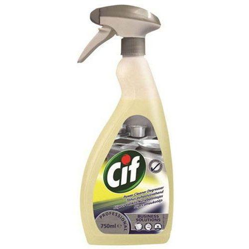 Pozostałe środki czyszczące, Cif Power Cleaner Degreaser płyn odtłuszczający 750 ml