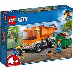 Klocki Lego City Śmieciarka