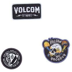 naszywka VOLCOM - Volcom Patch Pack Assorted Colors (AST)