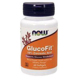 GlucoFit (Liście banaba ekstrakt) 60 kaps.