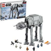 Klocki dla dzieci, Lego klocki star wars at-at 75288