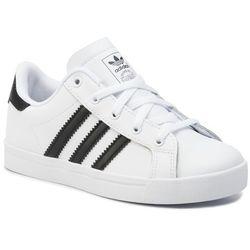 Buty adidas - Coast Star C EE7485 Ftwwht/Cblack/Ftwwht