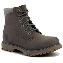 Trapery TIMBERLAND - Waterville 6 In Waterproof Boot TB0A23JV0331 Medium Grey Nubuck