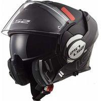Kaski motocyklowe, KASK MOTOCYKLOWY LS2 FF399 VALIANT PROX MATT BLACK