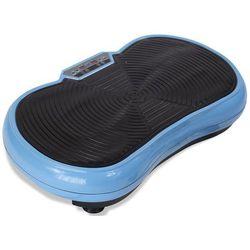Platforma wibracyjna masażer UBS01 SKY - niebieska - niebieski