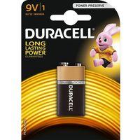 Baterie, Bateria DURACELL Basic 6LR61/9V