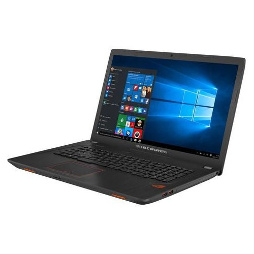 Notebooki, Asus GL753VE-GC016T