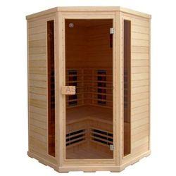 Sauna Sanotechnik APOLLO D60730 130 x 130cm, 2os