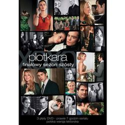 Plotkara. Sezon 6 (DVD) - Mark Piznarski, Norman Buckley