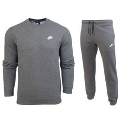 Dres kompletny Nike meski NSW CRW FLC Club 804340 071 / 804406 071