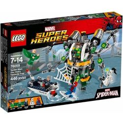 76059 SPIDERMAN: PUŁAPKA Z MACKAMI Spider-Man: Doc Ock's Tentacle Trap - KLOCKI LEGO SUPER HEROES