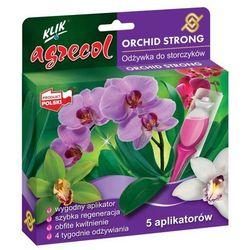 Orchid Strong Regenerum – odżywka do storczyków z regeneratorem podłoża 5x30 ml