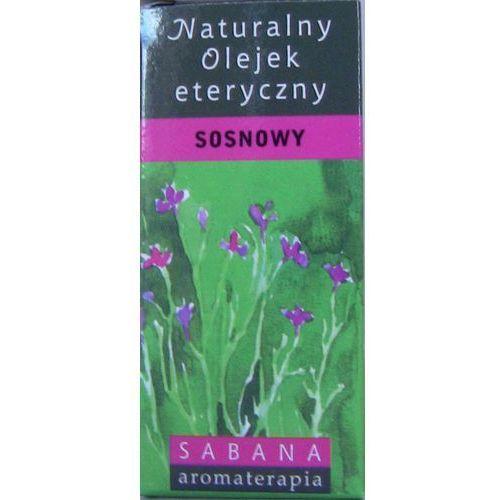 Olejki zapachowe, Olejek eteryczny sosnowy - - 10 ml