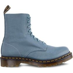 Dr Martens 1460 PASCAL VIRGINIA PALE TEAL VIRGINIA - Buty Glany