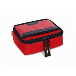 Ampularium małe 49 ampułek, czerwone