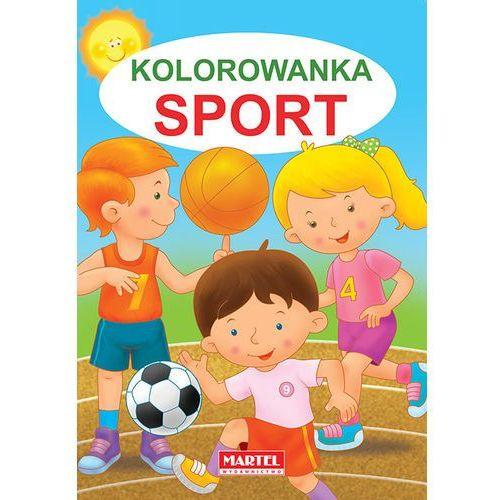 Kolorowanki, KOLOROWANKA SPORT - Jarosław Żukowski