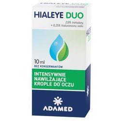 Hialeye Duo krople do oczu 10ml