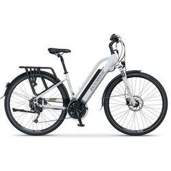 Rower Elektryczny Ecobike S-Cross l white