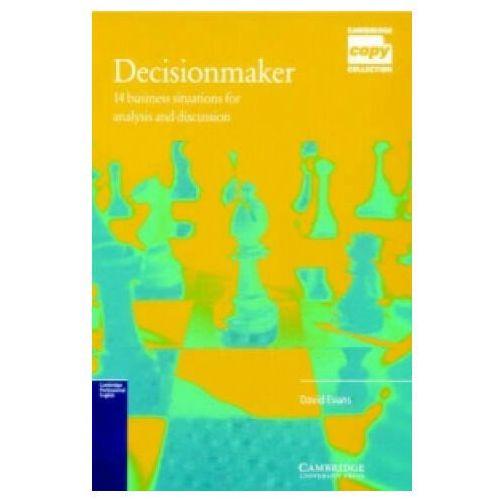 Książki do nauki języka, Decisionmaker (opr. miękka)