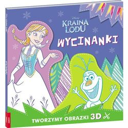 Kraina Lodu Wycinanki - Ameet OD 24,99zł DARMOWA DOSTAWA KIOSK RUCHU