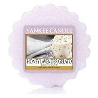 Olejki zapachowe, Wosk zapachowy YANKEE Honey Lavender Gelato - YWHLG- natychmiastowa wysyłka, ponad 4000 punktów odbioru!