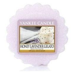 Wosk zapachowy YANKEE Honey Lavender Gelato - YWHLG- natychmiastowa wysyłka, ponad 4000 punktów odbioru!