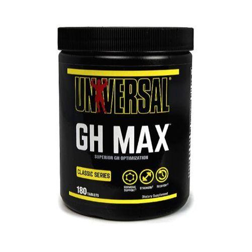 Tribulusy i ZMA, Universal Nutrition GH Max 180tab
