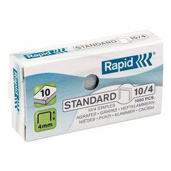 Zszywki Rapid Standard 10/4 1M - 24862900