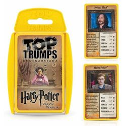 Gra karciana Top Trumps Harry Potter i Zakon Feniksa (036436)
