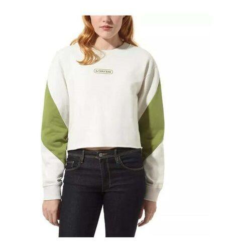 Bluzy damskie, bluza VANS - Bladez Crop Crew Rainy Day (J92) rozmiar: L