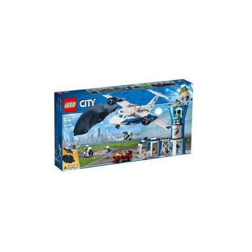 Klocki dla dzieci, 60210 BAZA POLICJI POWIETRZNEJ (Air Base) KLOCKI LEGO CITY