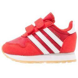 adidas Originals HAVEN CF Obuwie do nauki chodzenia red/footwear white