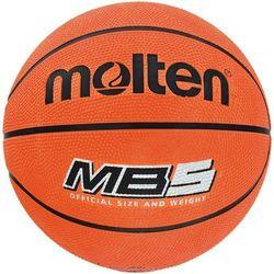 Piłka koszowa MOLTEN MB5 gumowa