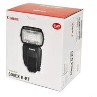 Lampy błyskowe, Lampa błyskowa Canon Lampa błyskowa Canon Speedlite 600EX II-RT - 1177C006AA Darmowy odbiór w 20 miastach!
