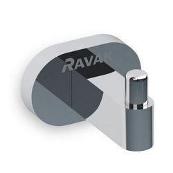 RAVAK Chrome Pojedynczy wieszak na ręcznik CR 110.00, kolor CHROM X07P320
