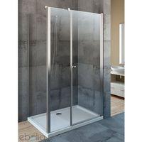 Kabiny prysznicowe, Radaway Eos kds 100 x 80 (37550-01-01NR)
